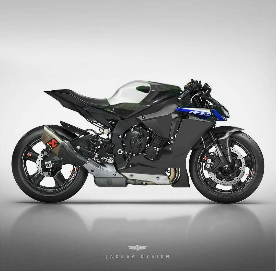 Ccustom Yamaha R1M Follow Motorcycles And More In Facebook