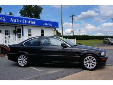 Used 2002 BMW 3 Series 325Ci