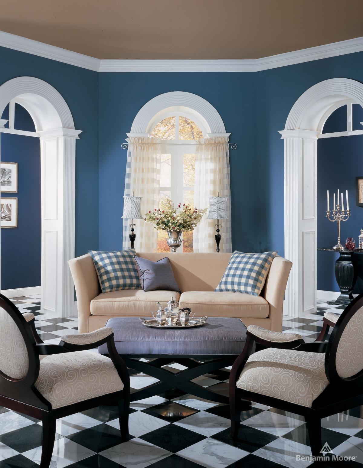 Enchanting Blue Living Room Inspirations Blue Walls Living Room Blue Living Room Living Room Colors
