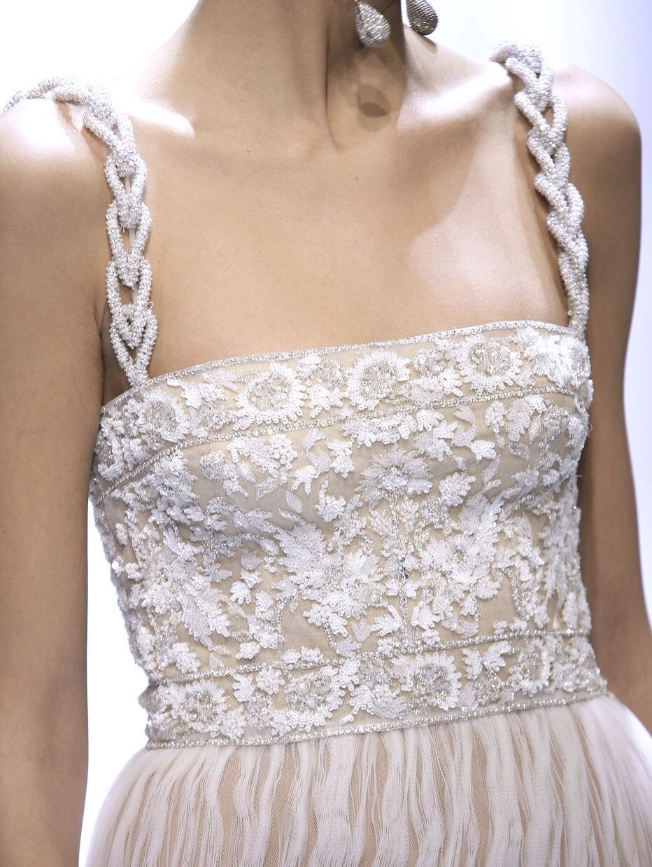 Valentino Haute Couture Spring 2007 Details