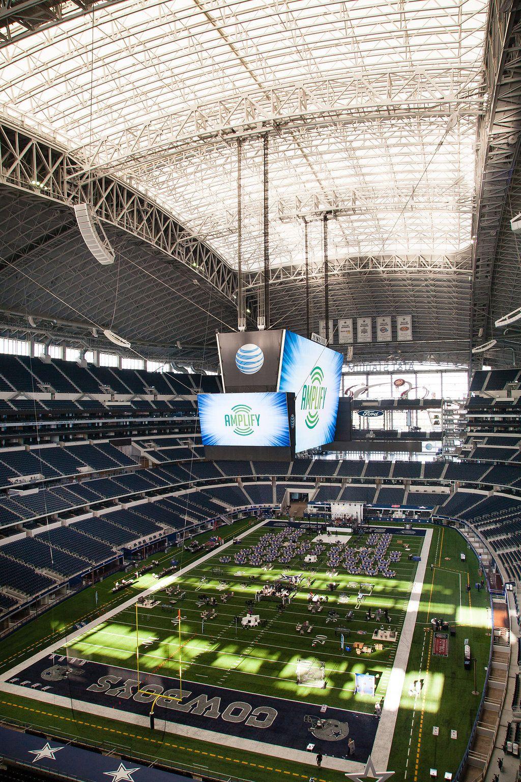 Favorite Corporate Event Venue At T Stadium In Dallas Corporatevents Stadium Nfl Stadiums Football Stadiums