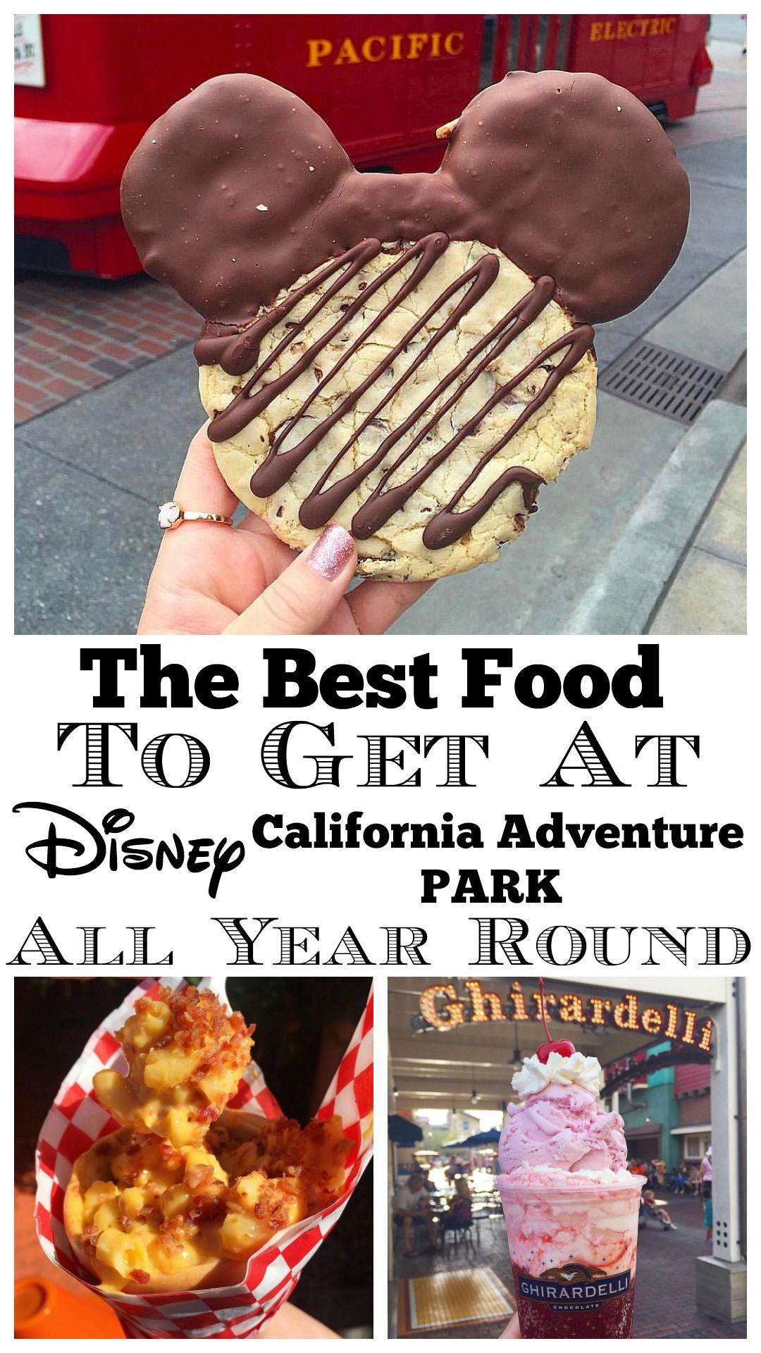 Photo of Bestes Essen bei Disney California Adventure das ganze Jahr über erhältlich