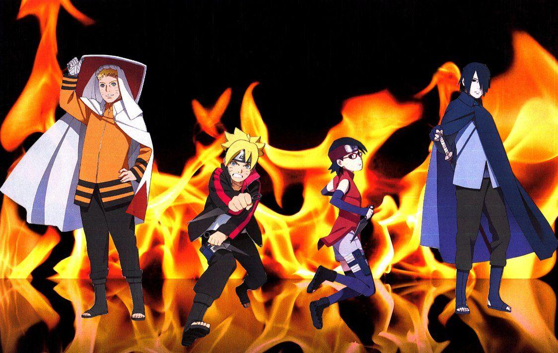 Naruto Boruto Wallpapers Anime Naruto Boruto Naruto The Movie