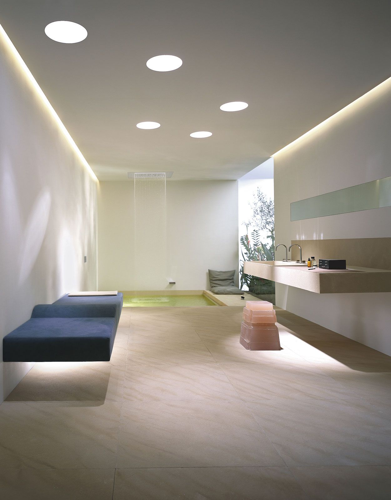 10 fotos de baños modernos espectaculares | Bath, Bathroom designs ...