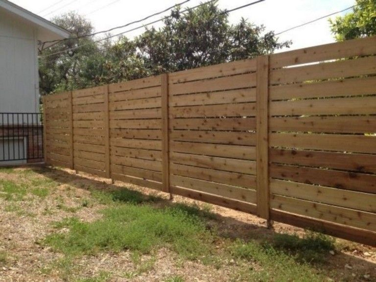 45 Easy And Inexpensive Privacy Fence Design Ideas Fence Design