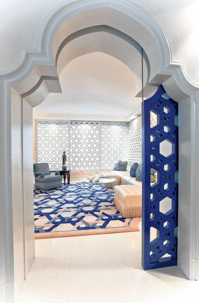 ▷ 130 + Ideen Für Orientalische Deko   Luxus Pur In Ihrer Wohnung | Tepich  | Pinterest | Orientalische Deko, Orientalisch Und Farbe Weiß
