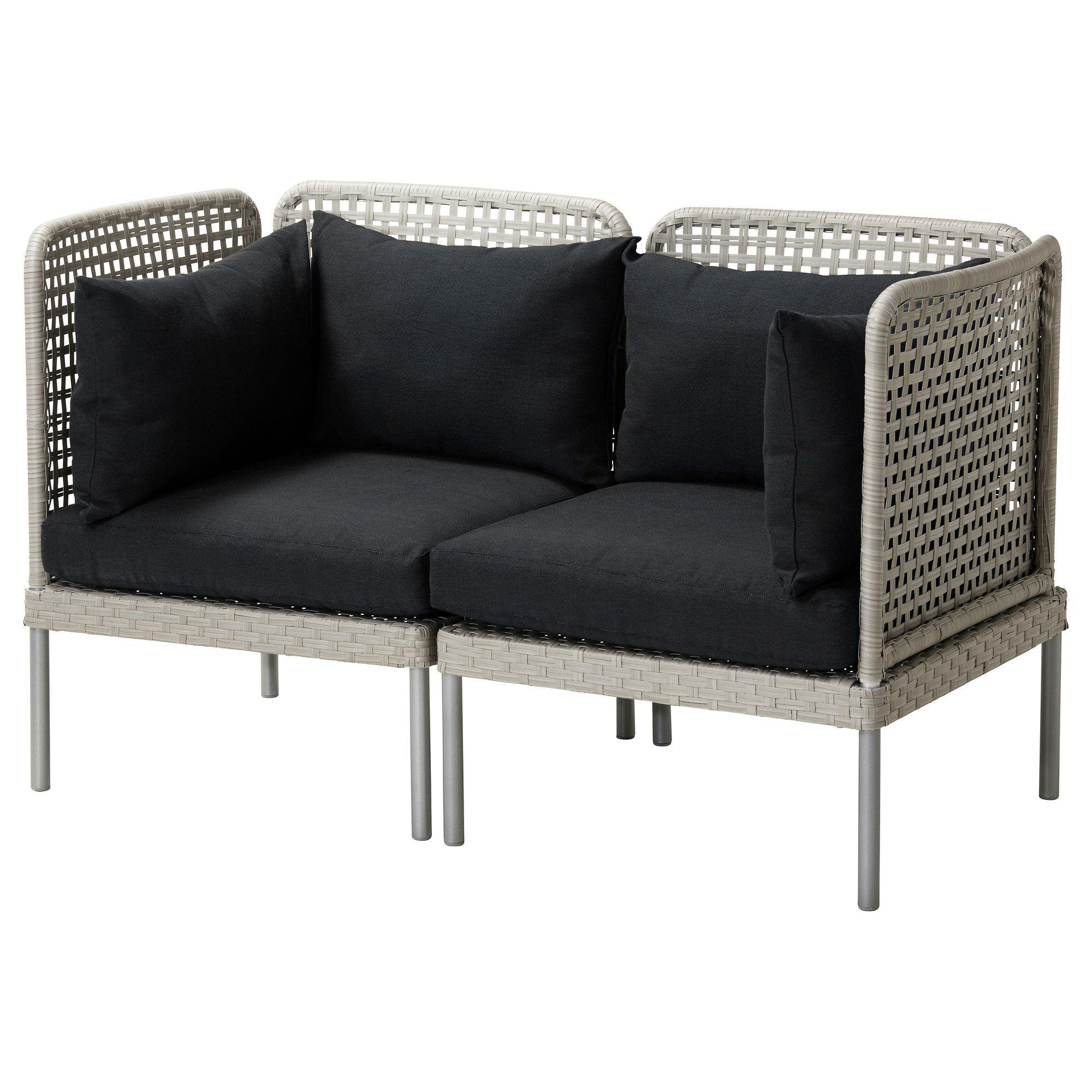 Enholmen combinaci n de sof s ikea jardines for Diseno de muebles de jardin al aire libre