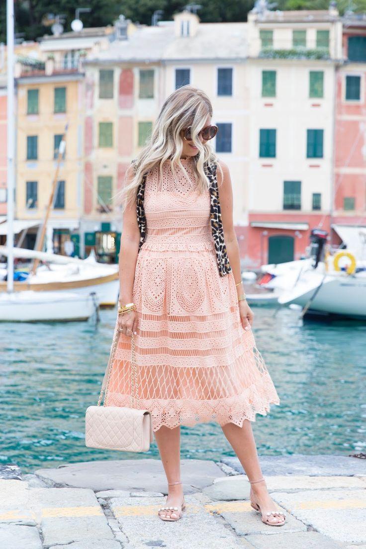 Pastels in #portofino | Wanderlust | Pinterest