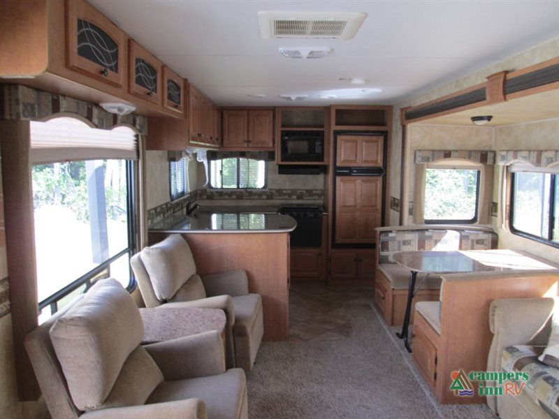 Used 2011 Heartland North Country Lakeside 291rks Travel Trailer Under Deposit North Country Travel Trailer Country