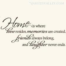 Resultados da Pesquisa de imagens do Google para http://www.quotesforthemind.com/wp-content/uploads/2013/04/home-is-where-love-resides-memories-are-creathed-Home-Quotes-and-Sayings.jpg