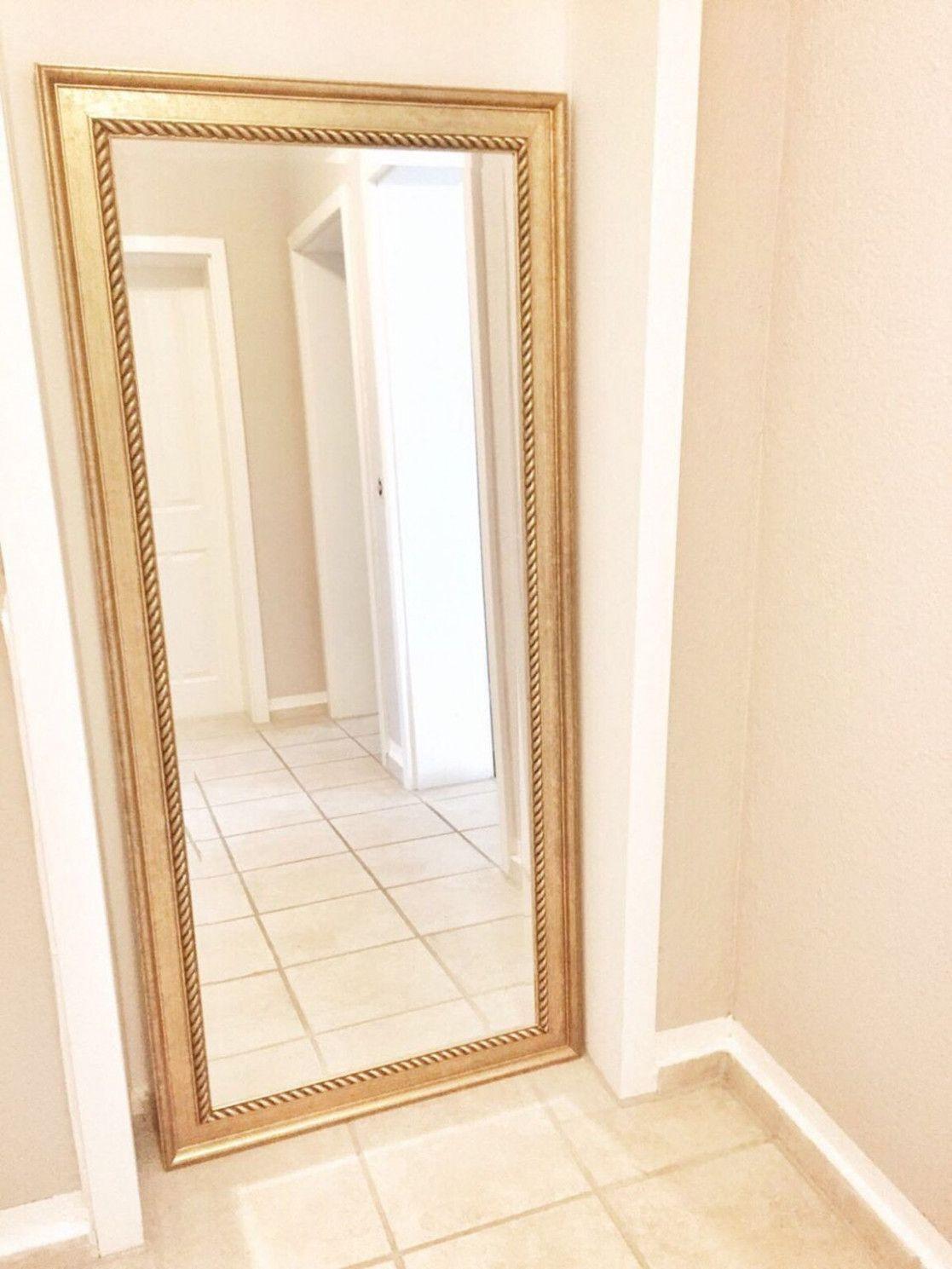9 Wohnzimmer Spiegel Goldrahmen in 9  Wohnzimmer spiegel