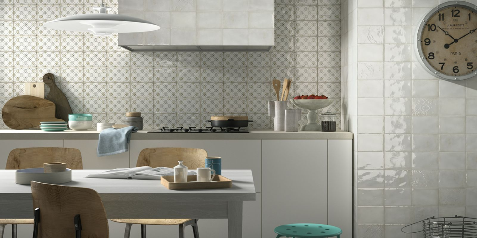 Imola 1874 Tiles Kitchen Country Style Ceramic Double Fired Wall Tile Am 1