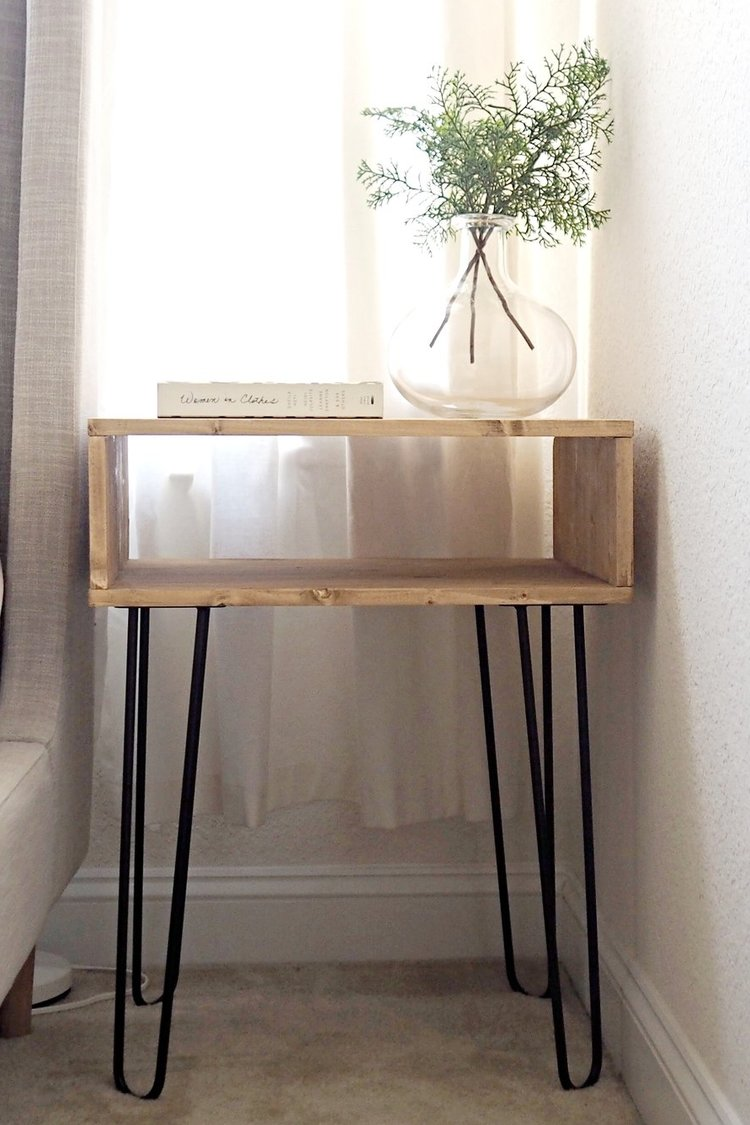 DIY Nightstand Project — Megan Bell