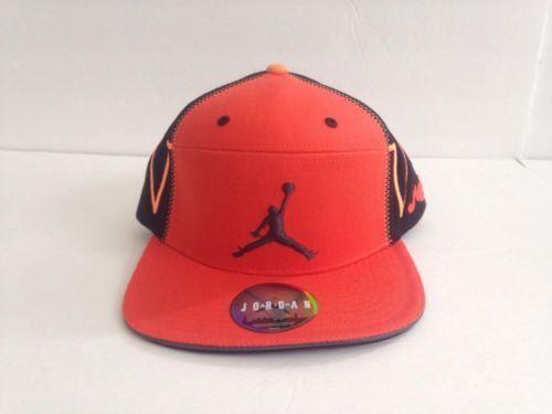 low priced e23ba ba2e0 Nike Air Jordan Melo Hat Snapback ORANGE  NY Knicks