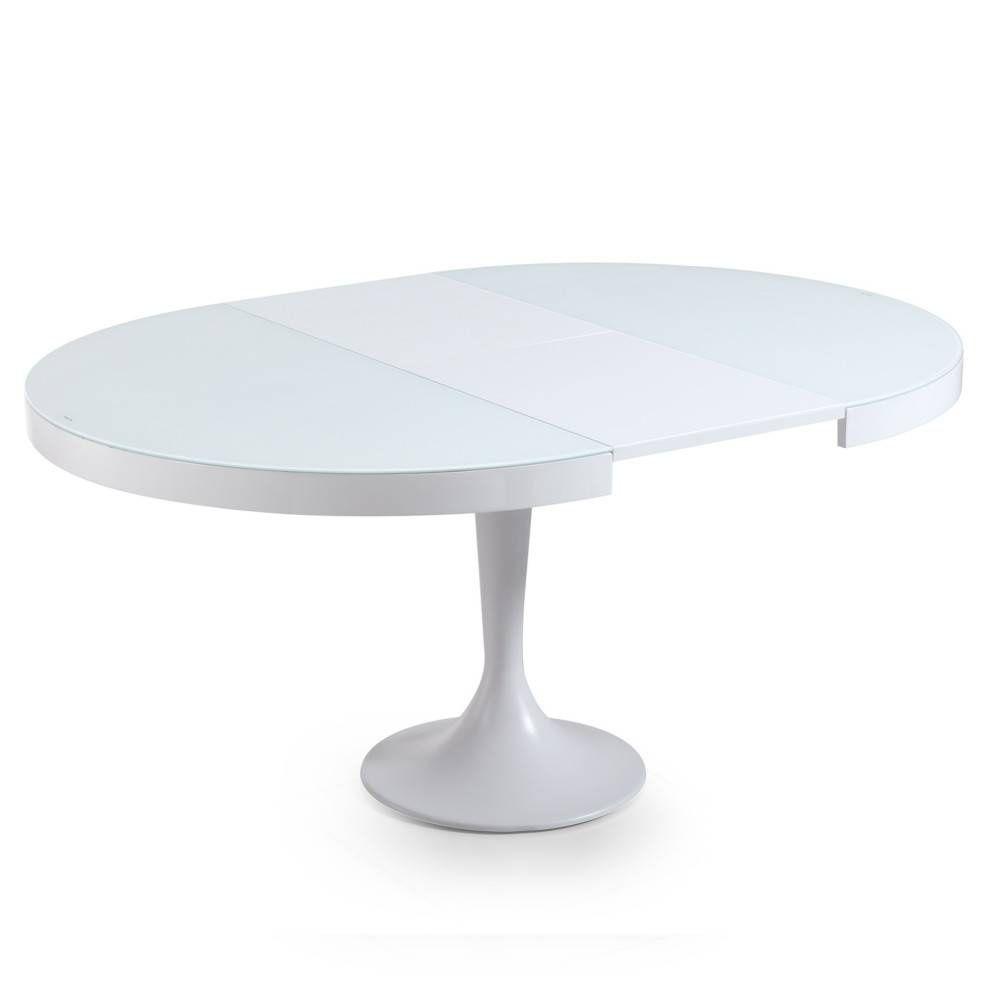 6 À Couper Le souffle Table Ronde Salle A Manger Avec Rallonge