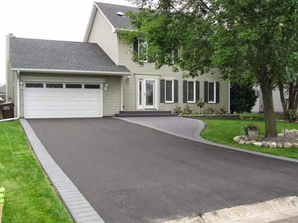 How to remove oil stains from asphalt curb appeal pinterest