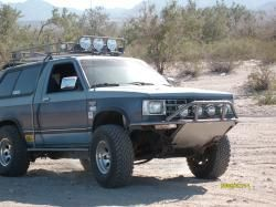 I Love This Roof Rack With The Lights Although Now There Is A Light Bar Option Jsyaudio S 1986 Chevrolet Blazer
