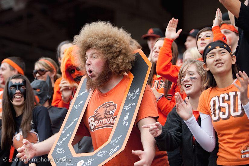 OSU Beaver Fans Oregon State University....Beavers