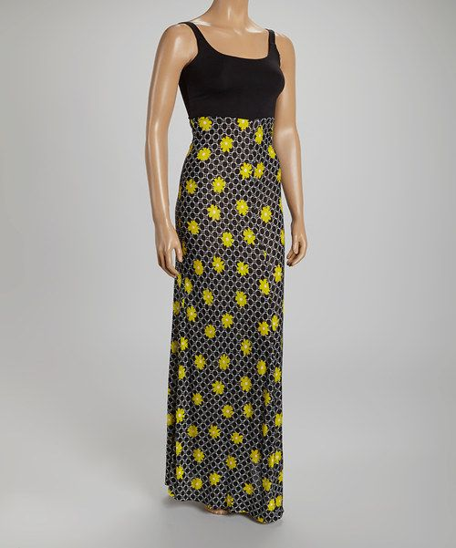 A+lively,+classic+pattern+creates+a+rippling,+slimming+impression+on+this+mile-long+maxi.+What's+more,+this+trendy,+soft-as-can-be+piece+is+made+in+the+USA+for+totally+feel-good+style.