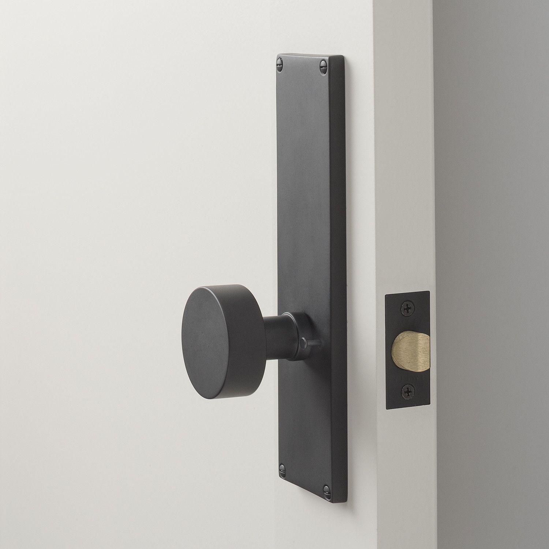 Pin On Interior Door Handle
