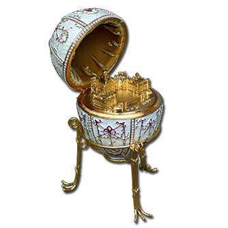 Imperial Gatchina Palace Egg