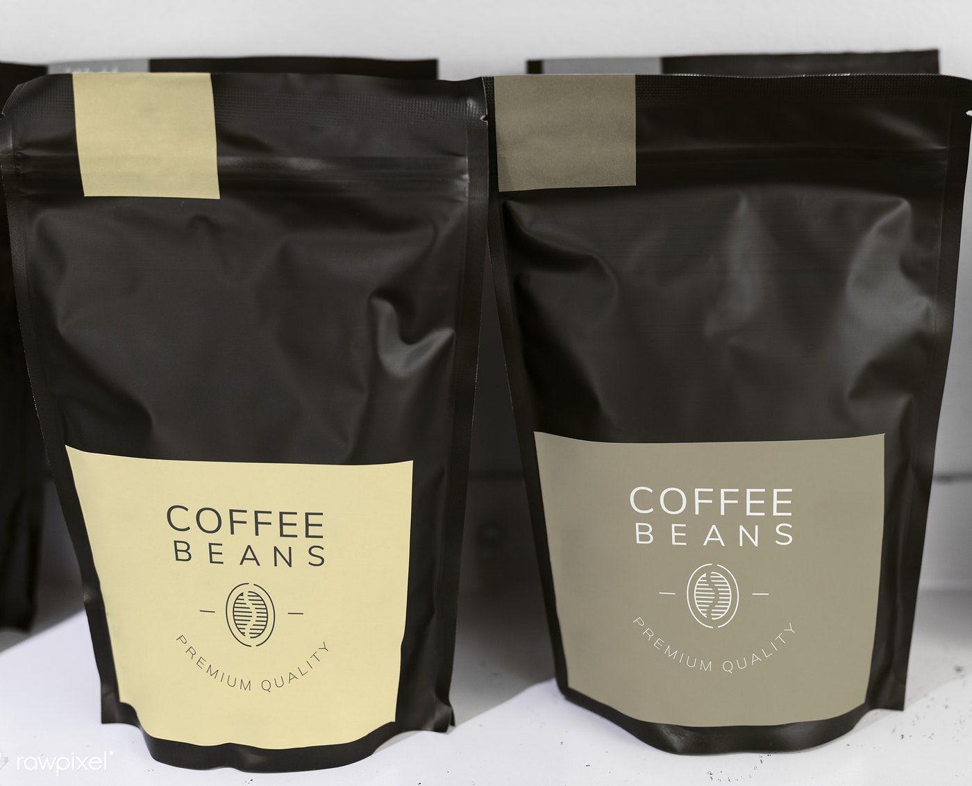 Download Coffee Bean Bag Mockup Design Free Image By Rawpixel Com Coffee Bean Bags Bag Mockup Organic Tea Brands