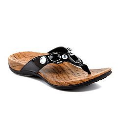 d5289e8c8 Vionic® with Orthaheel® Technology Eve Jeweled Sandals - Dillard s ...