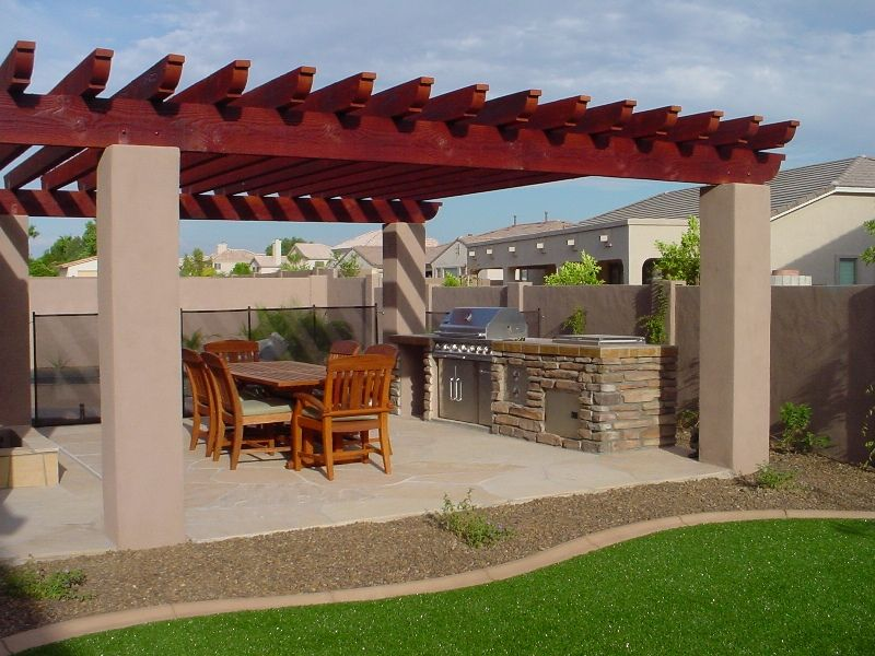 Backyard Desert Landscaping It Comes To Your Phoenix