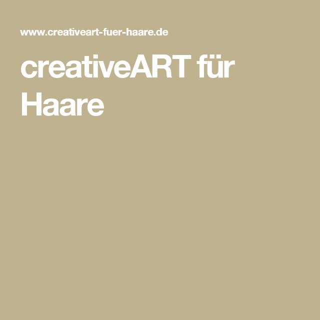 creativeART für Haare