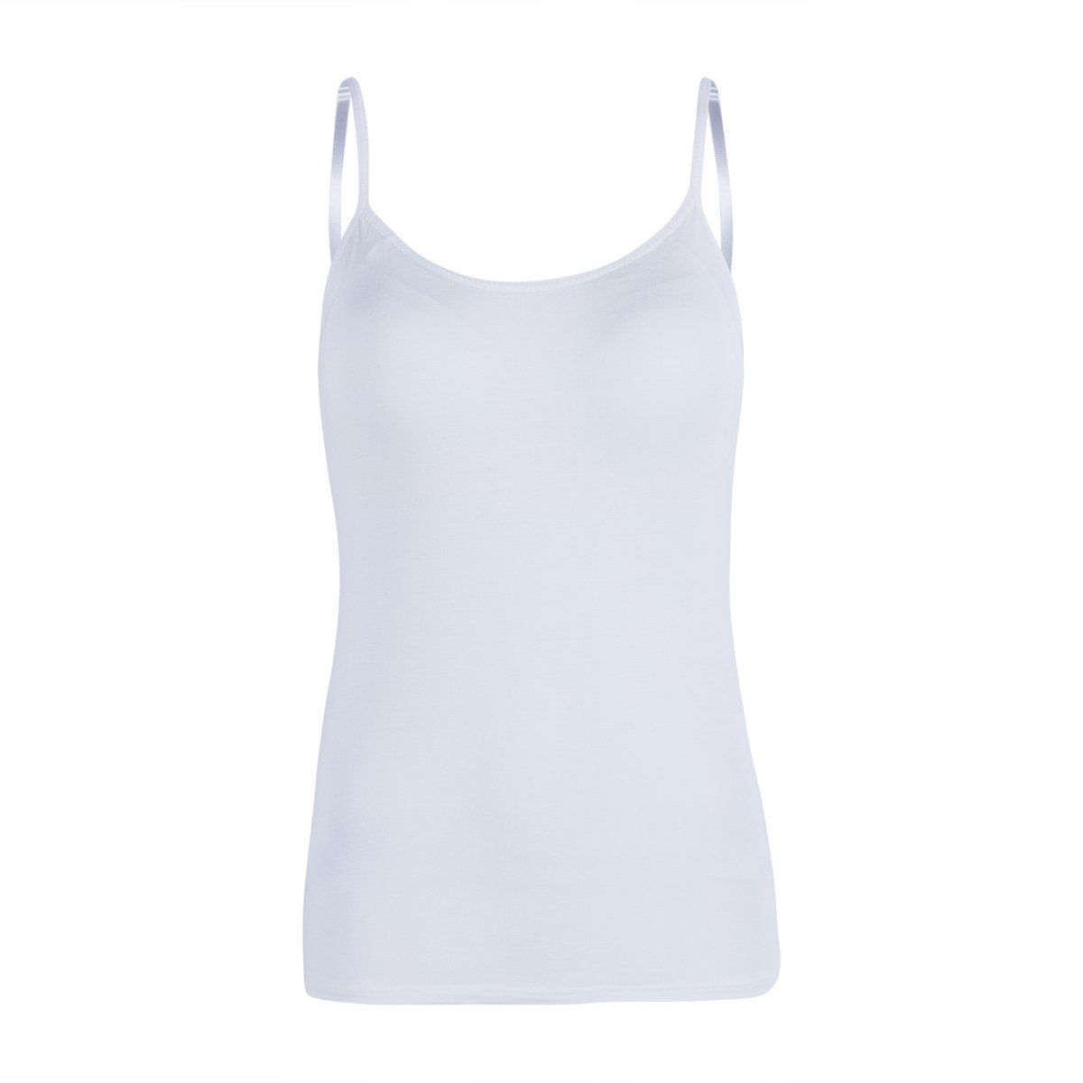 Campeak Women S Solid Strap Cami With Built In Shelf Bra Workout Sports Camisole Tank Top Tank Top Camisole Tank Tops Leisure Wear
