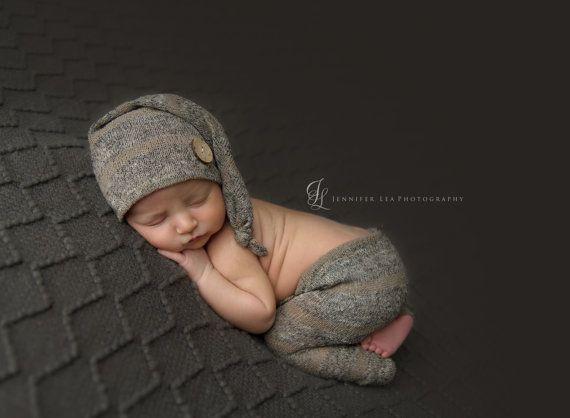 NEUGEBORENE PANT SET Diese gestreiften, Stretch-stricken wird Baby ...