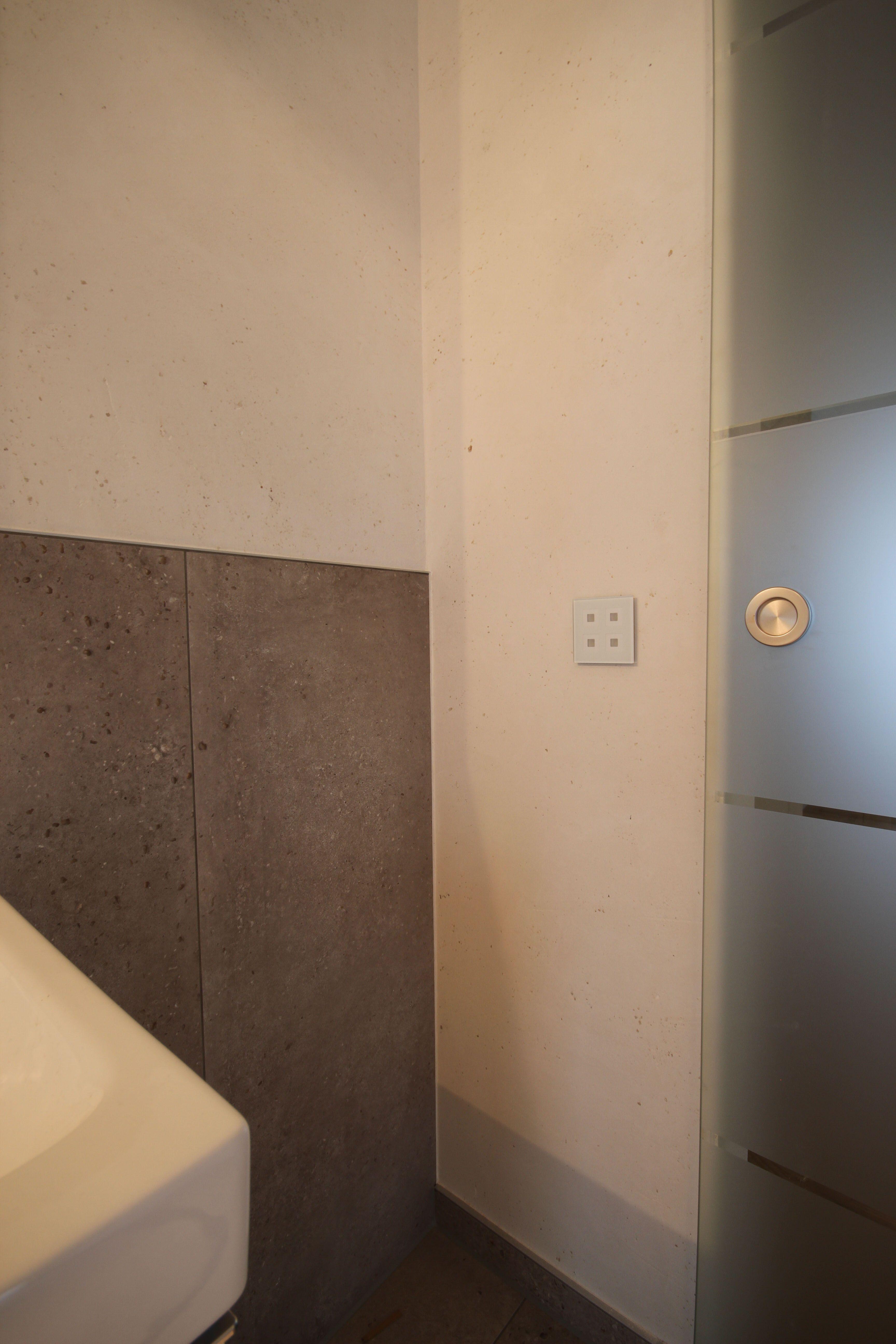 Steinputz Mit Naturlicher Ausstrahlung Schone Badezimmer Malerbetrieb Badezimmer