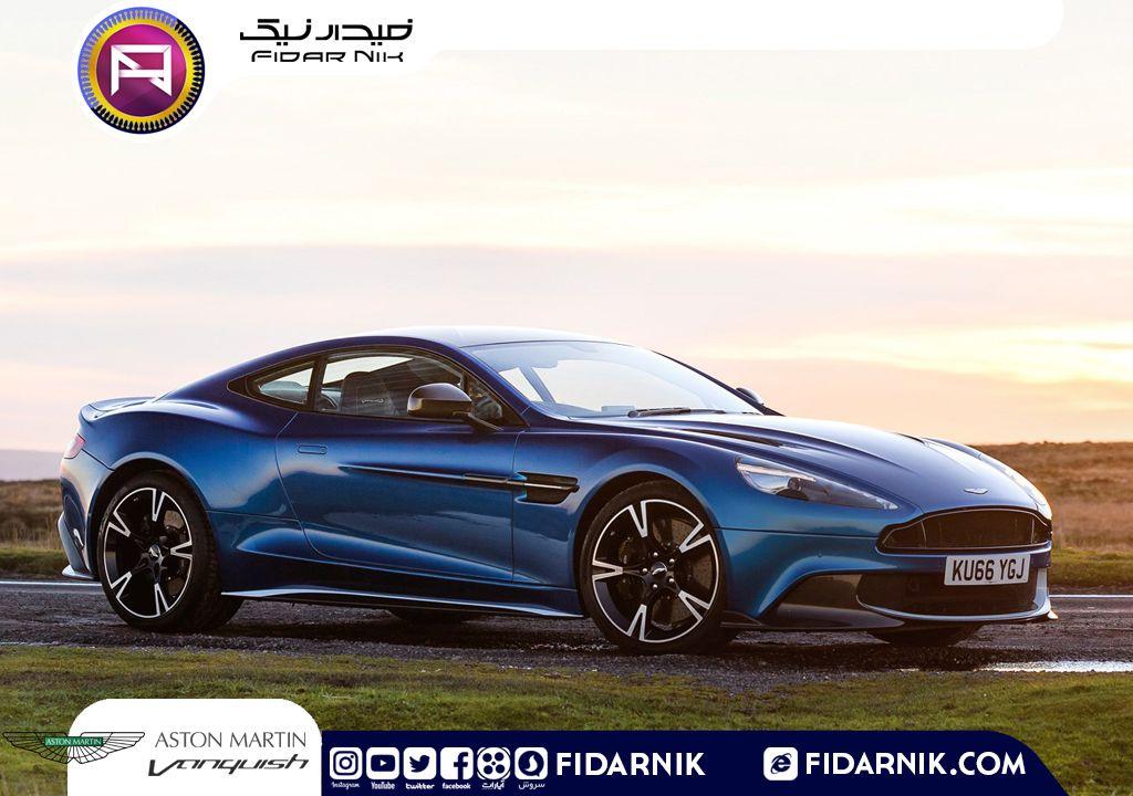 بررسی تخصصی استون مارتین ونکویش S مدل ۲۰۱۷ Aston Martin Vanquish S Aston Martin Vanquish Aston Martin Aston