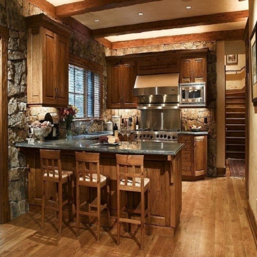 12 Impressive Small Kitchen Design and Decor Ideas For Best Mom #smallkitchendesigns