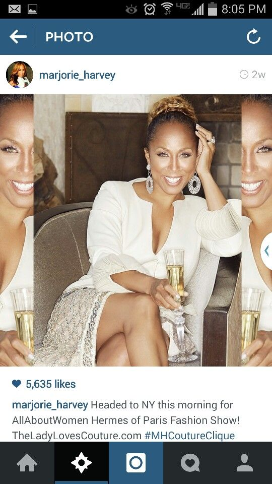 Marjorie Harvey  b92a13e09