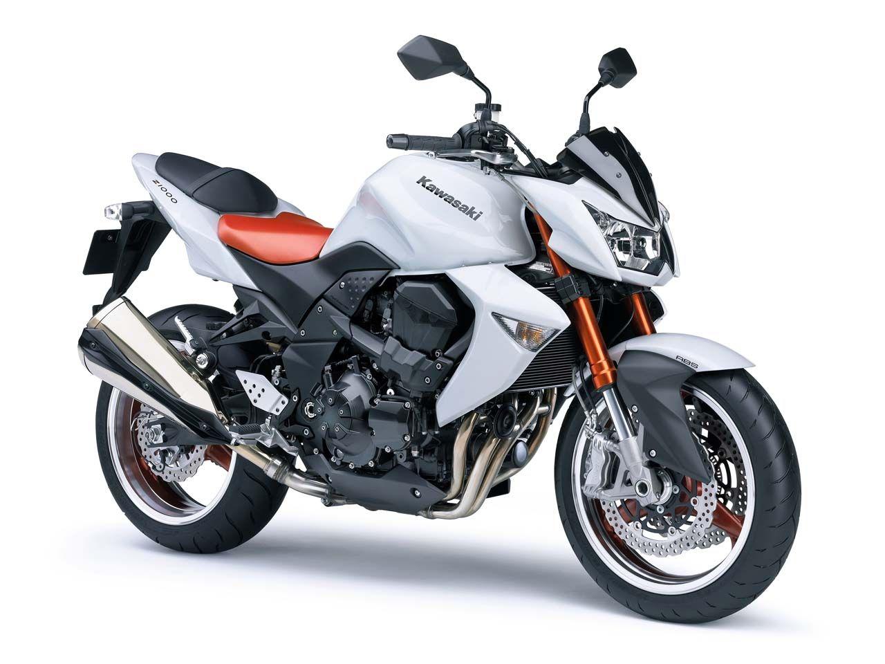 2008 Kawasaki Z1000 | 2-Wheeler World | Pinterest | Kawasaki z1000 ...