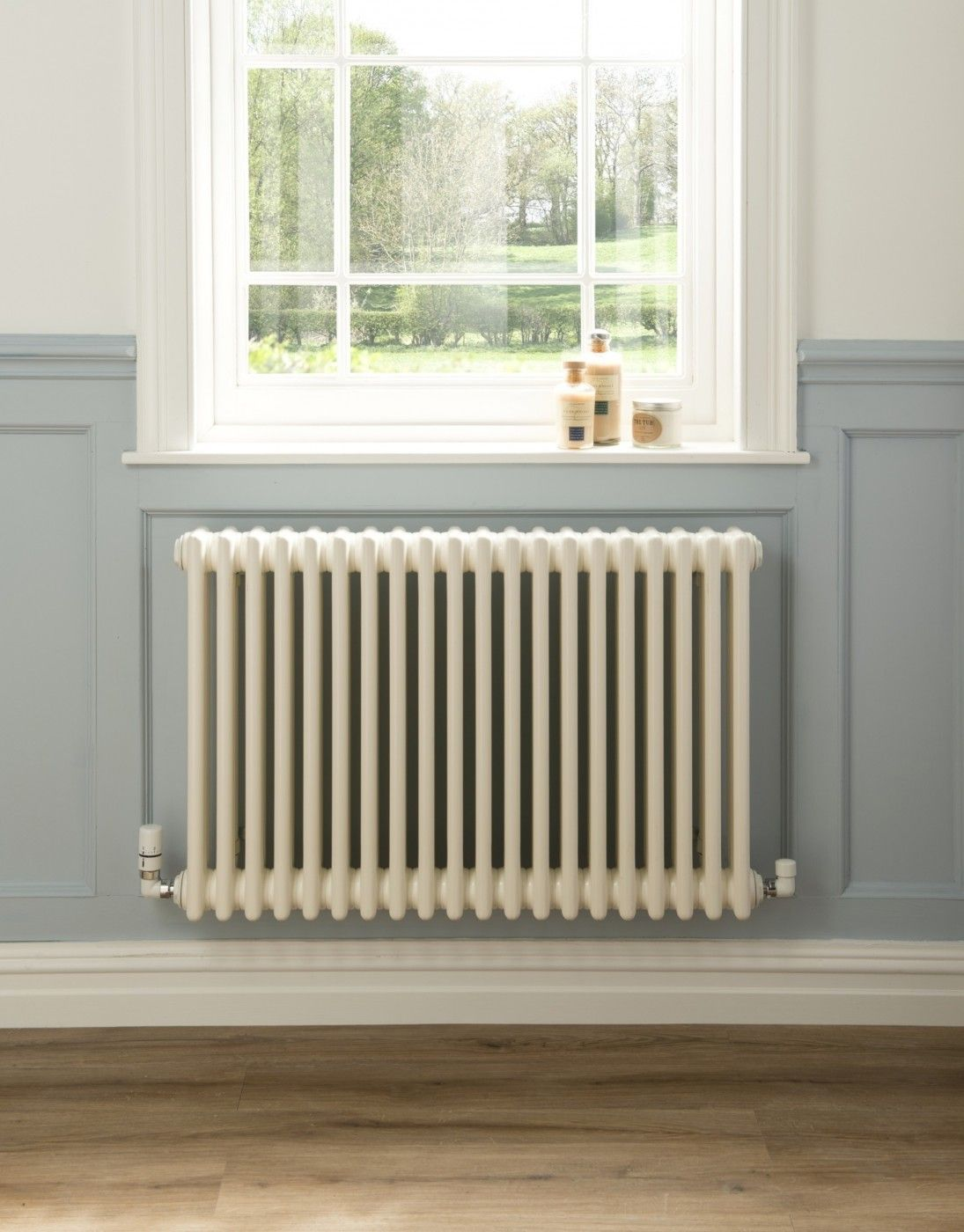 Romana Steel Multi-Column Radiator by Iconic Radiators. Supplied in both  stock and made-to-order sizes, this traditional design offers a multitude  of sizes, ...