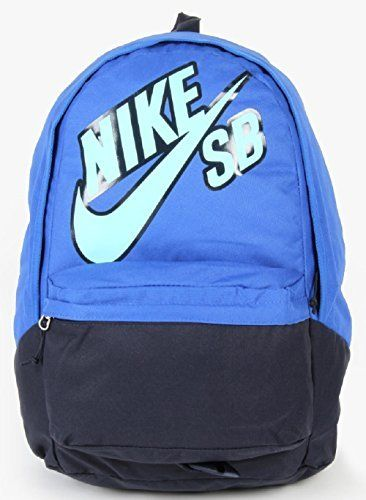 8b4ed0ce059b Nike Piedmont 6.0 Skateboarding Backpack-Blue Teal. Zip main compartment  with a spacious interior for storage. Adjustable padded shoulder straps for  a ...