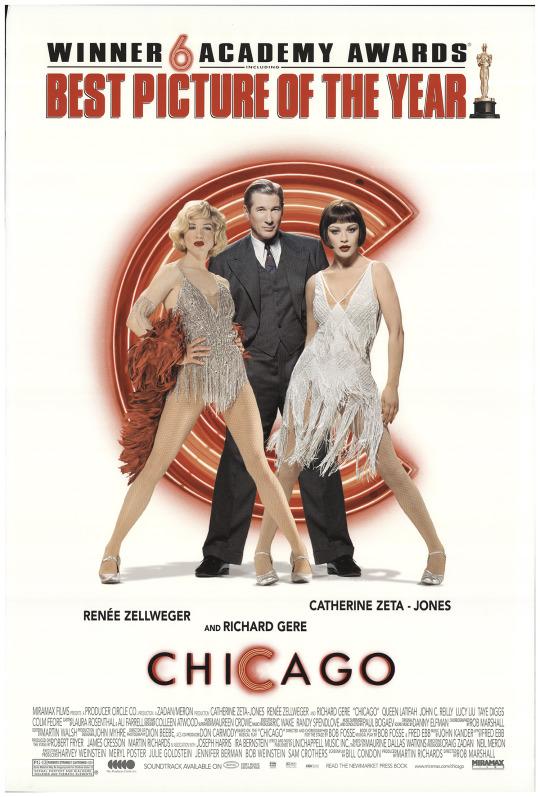 Movie Posters Cinema, Chicago, Wyzwania