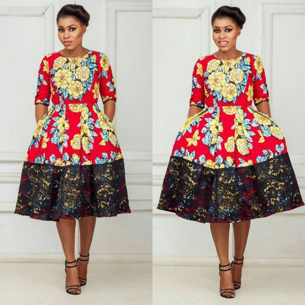 Latest Ankara Styles Aso Ebi Nigeria Hair Styles Kids Fashion Beauty Health Fashion Combination Fashion African Fashion Dresses African Fashion Designers