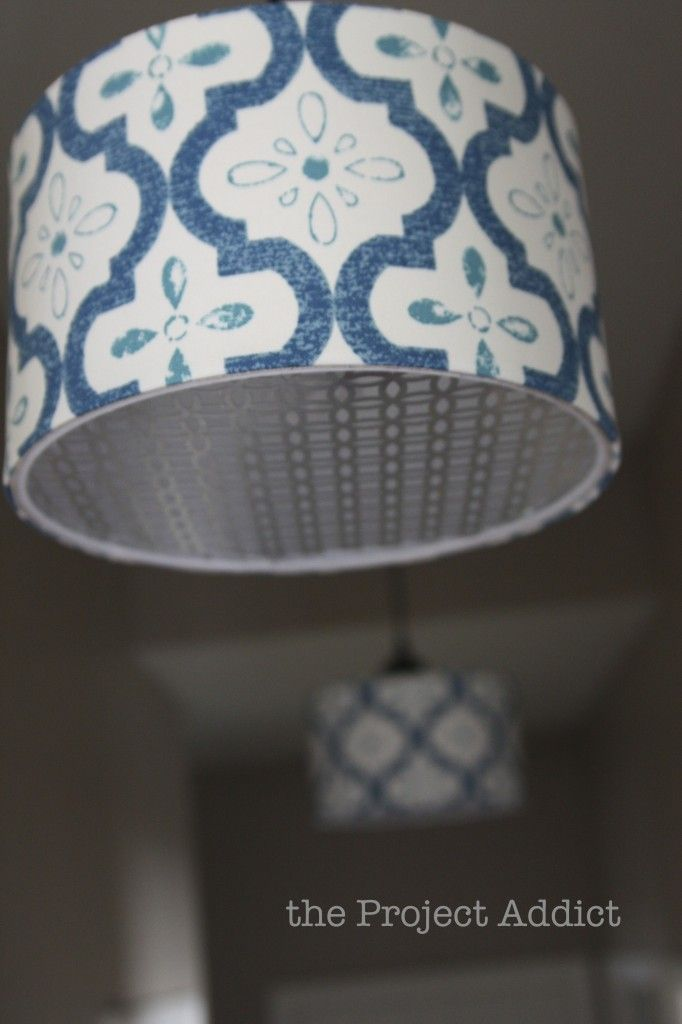DIY Metal Diffuser And Instant Pendant Light   The Project Addictthe  Project Addict