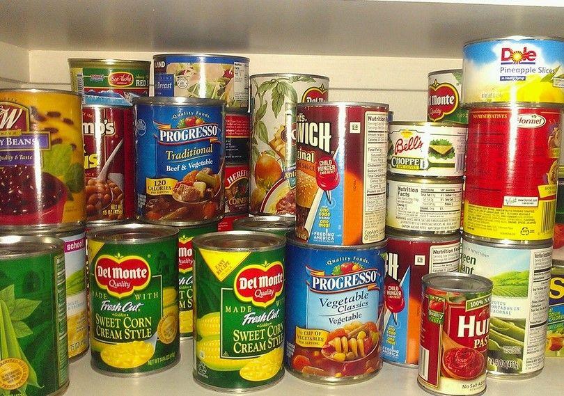 canned food shelf life