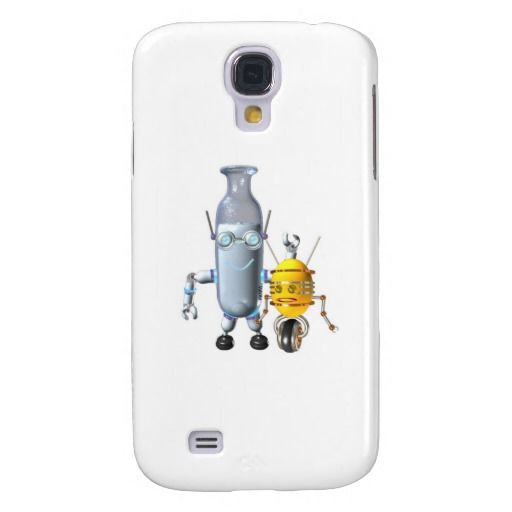 MilkBot EggBot FUDEBot Galaxy S4 Case$47.95  Galaxy S4 Barely There Samsung Galaxy S4 Case is an impact resistant plastic case that protects the back and sides of your S4 without adding bulk. Printed to the edge this glossy finish case features easy access to all ports, sensors, cameras, and controls.