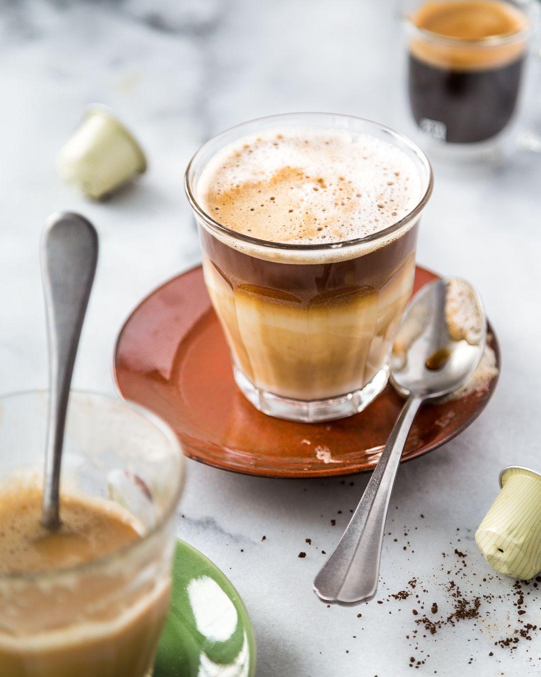 Dairy-Free Vanilla Latte Macchiato