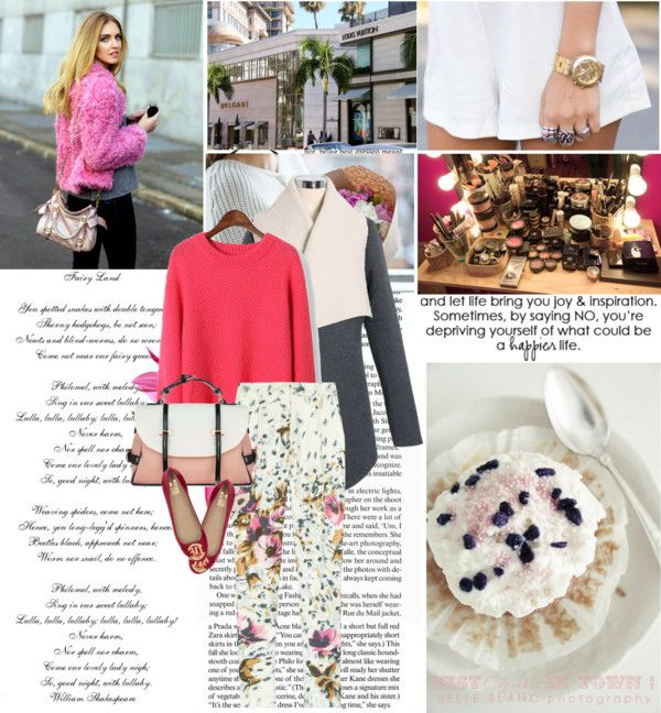 """""""Pink December"""" by vexybabe ❤ liked on Polyvore"""