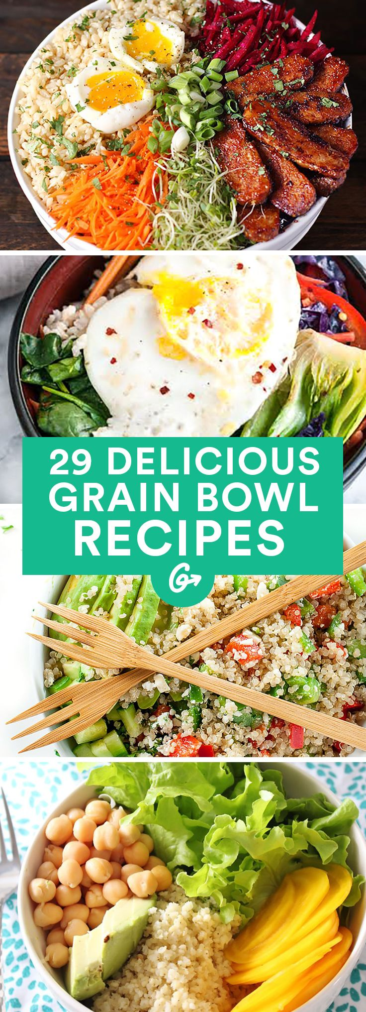 29 Delicious Grain Bowls That Make Dinner a NoBrainer