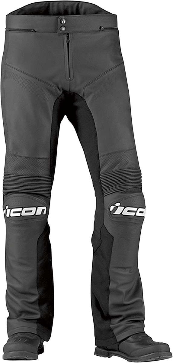 Overlord Prime Leather Pant | Products | Ride Icon