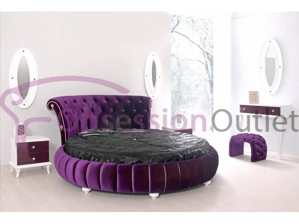 Buy Latest Round Beds Designs Online. Round Beds Are A Unique