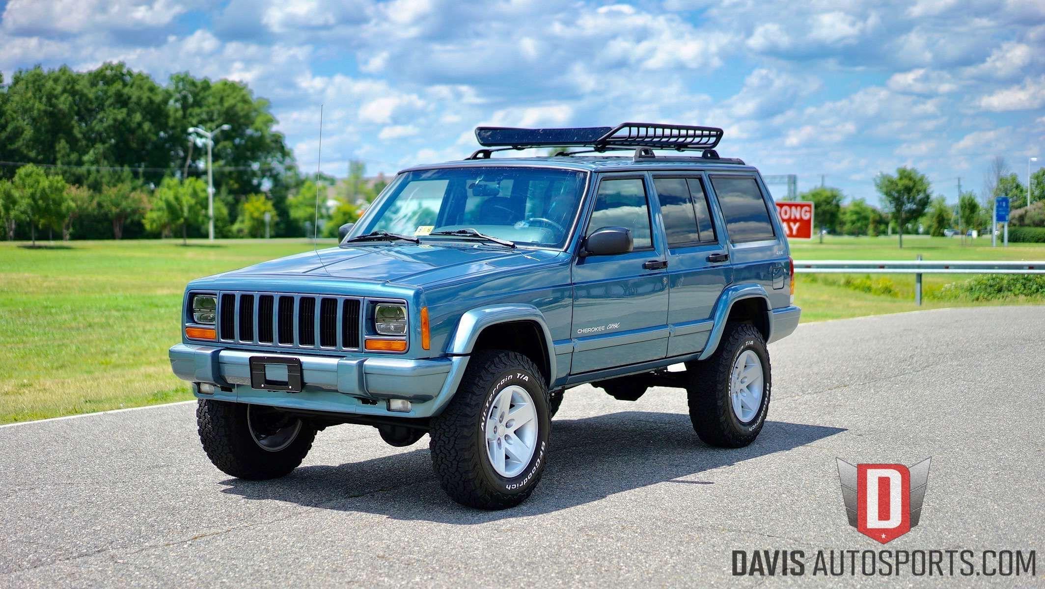 Lifted Jeep Cherokee For Sale 7 24 17 Davis Autosports Jeep Cherokee For Sale Lifted Jeep Cherokee Jeep Cherokee