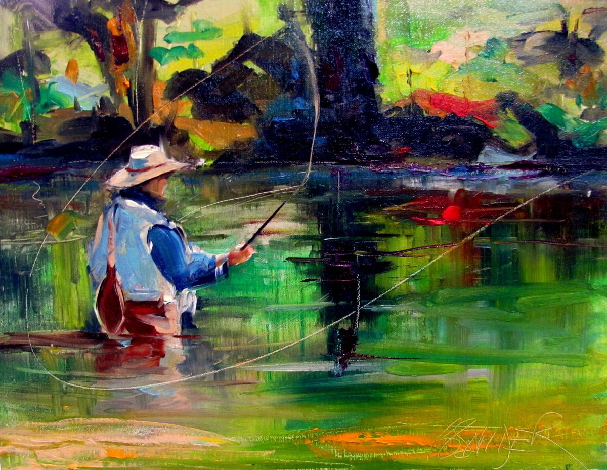 fly fishing art art of fly fishing pinterest fly